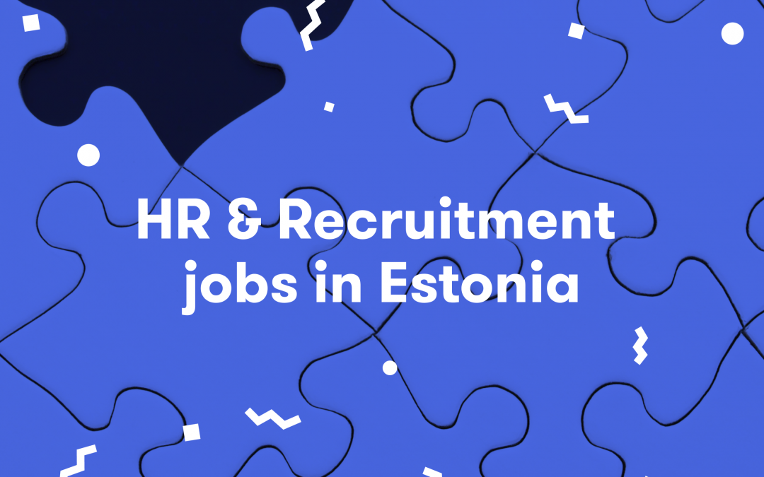 2019 Trends for HR Jobs in Estonia