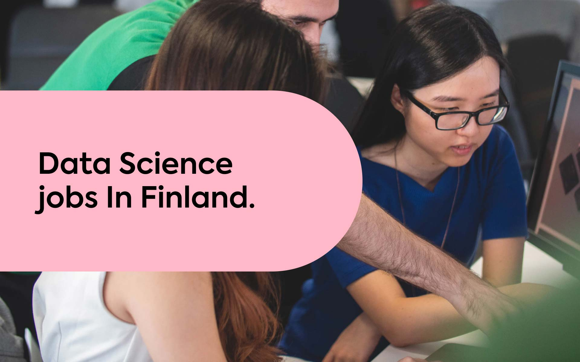 data science jobs in Finland