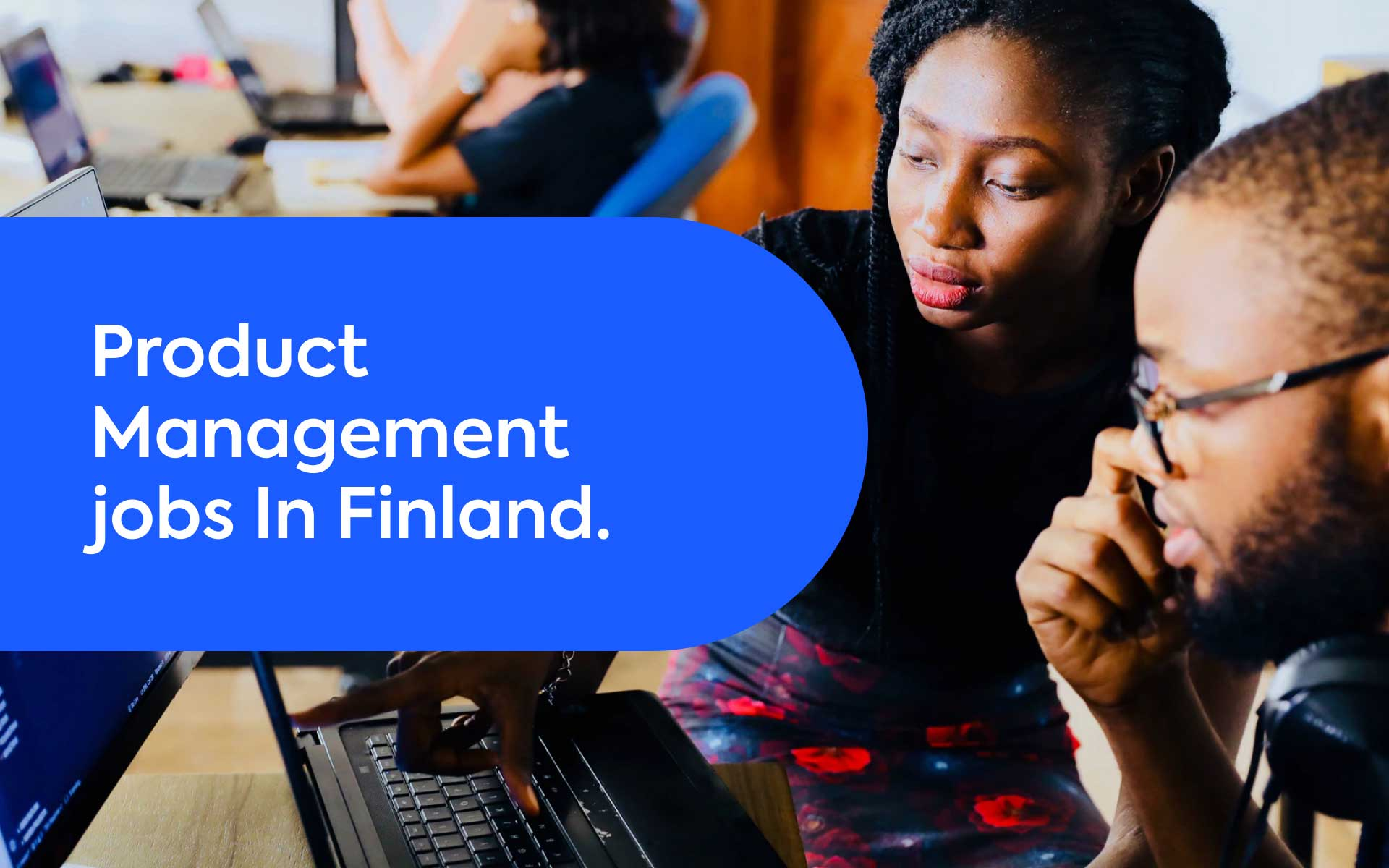 Product management jobs in finland