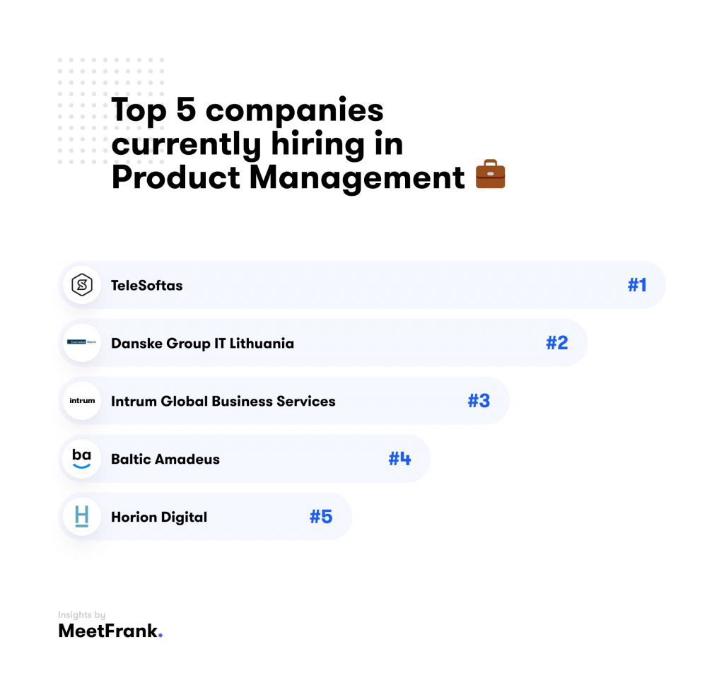top companies in lithuania