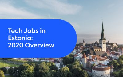 Ride the Tiger? The State of Estonian Job Market for Tech Roles in 2020