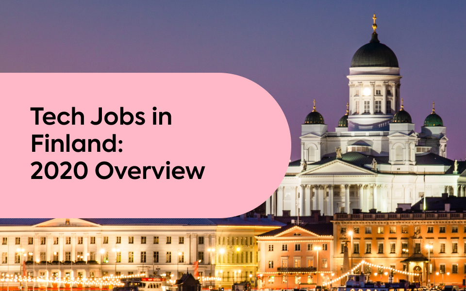 The Current State of Finnish Job Market, 2020 Update