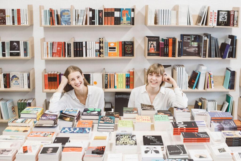 Puänt bookstore at Bolt Foods