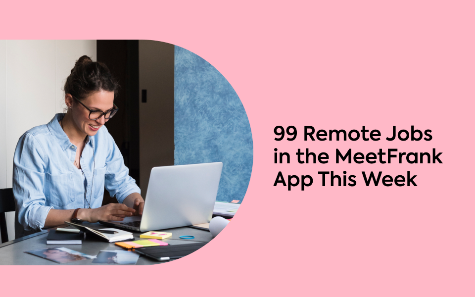 99 Remote Job Openings in Marketing, HR, Software Engineering and more