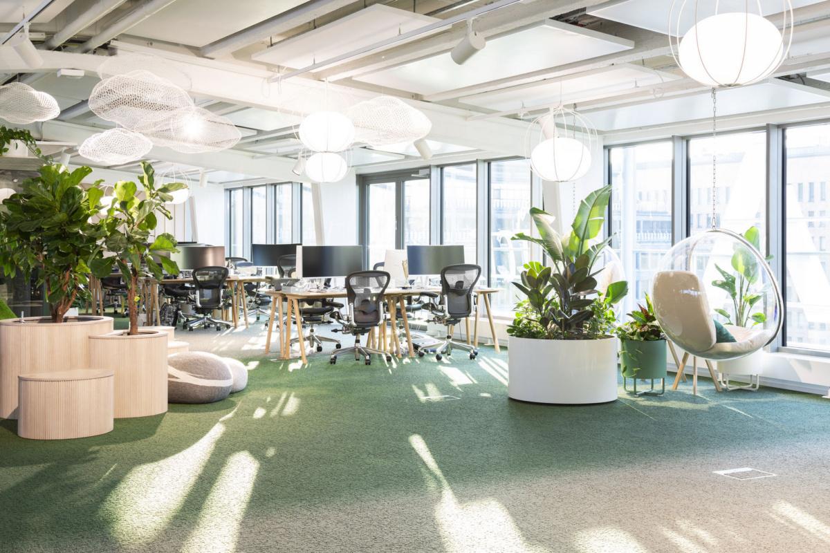 Supermetrics Helsinki office