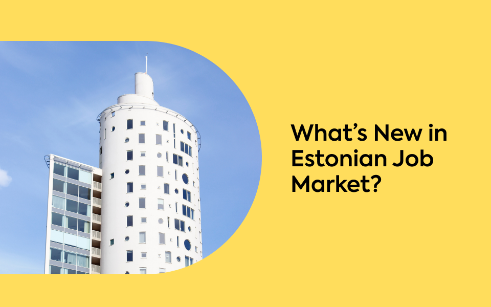 Estonian Job Market Report, May 13, 2020