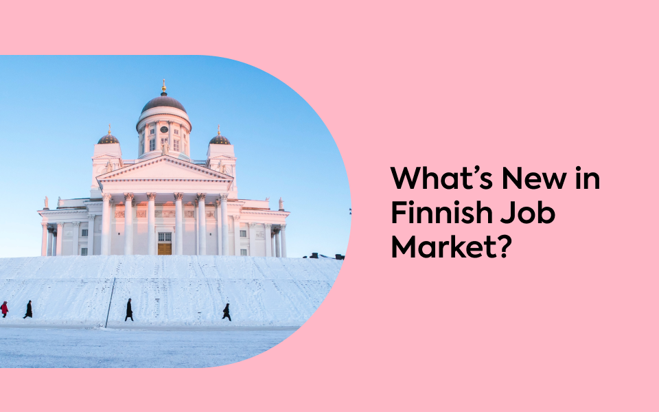 Finnish Job Market Report, May 13, 2020