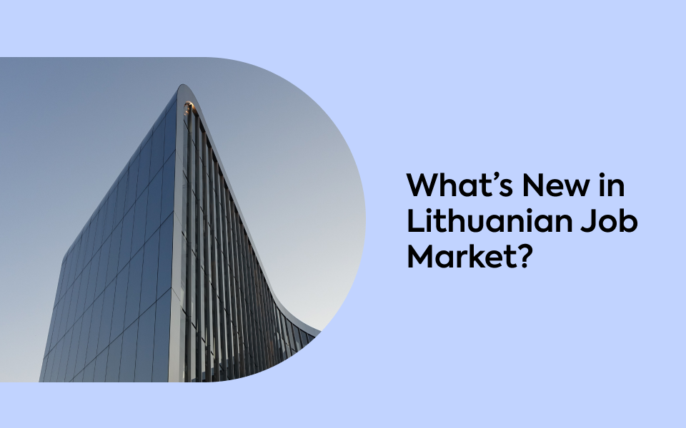 Lithuanian Job Market Report, May 13, 2020