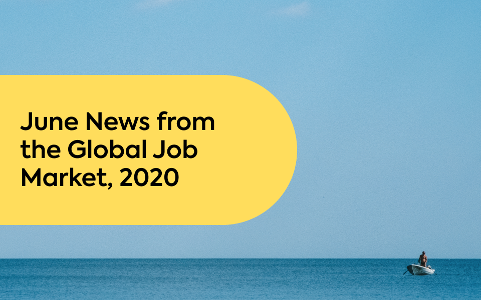 June News From the Global Job Market