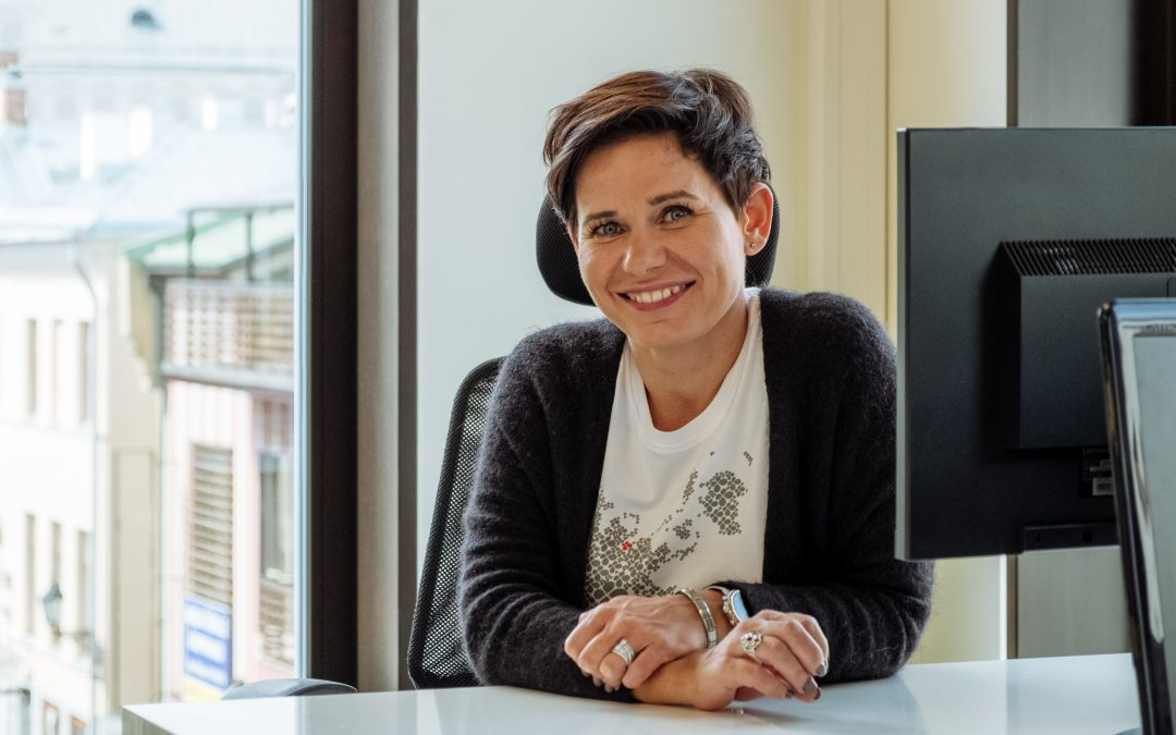 Interview: Signe Virolainen, Head of HR at Fortumo