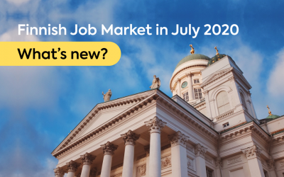 Finnish Job Market in July 2020: What's new?