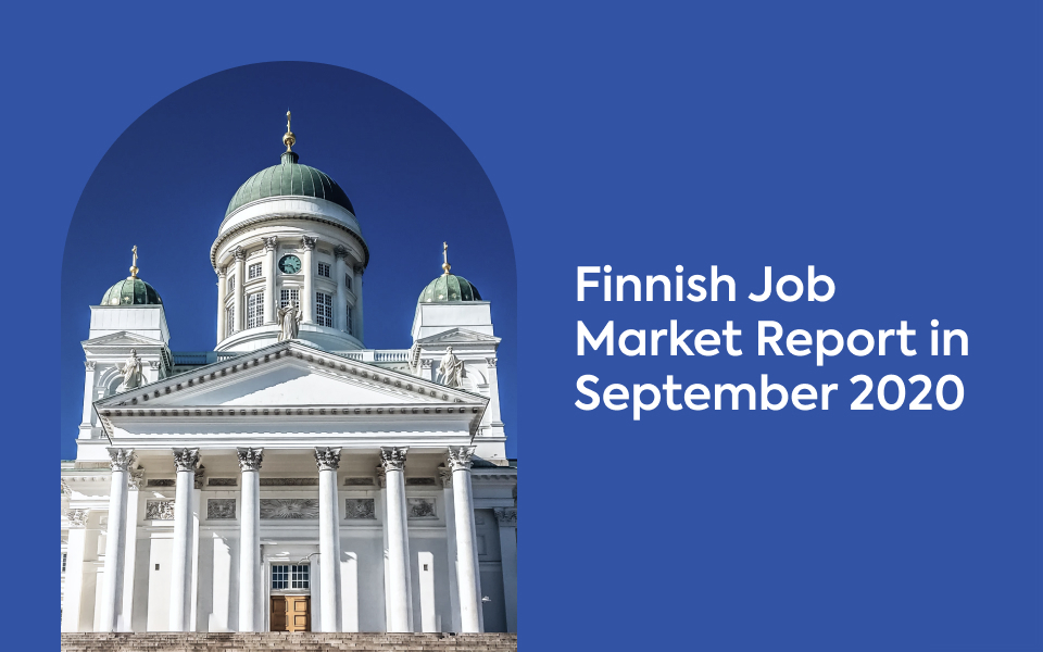 Finnish Job Market in September 2020