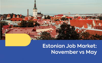 Estonian Job Market: November vs May