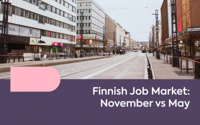 Finnish Job Market: November vs May