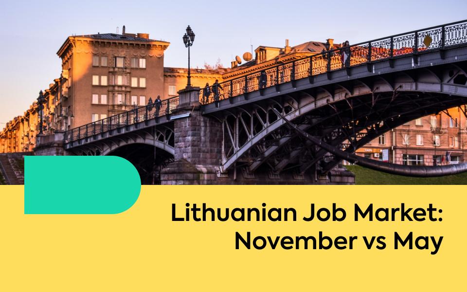 Lithuanian Job Market: November vs May