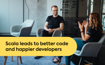 """Scala leads to better code and happier developers"" – Interview with Juris Krikis, Scala and JavaScript Department Lead at Evolution"