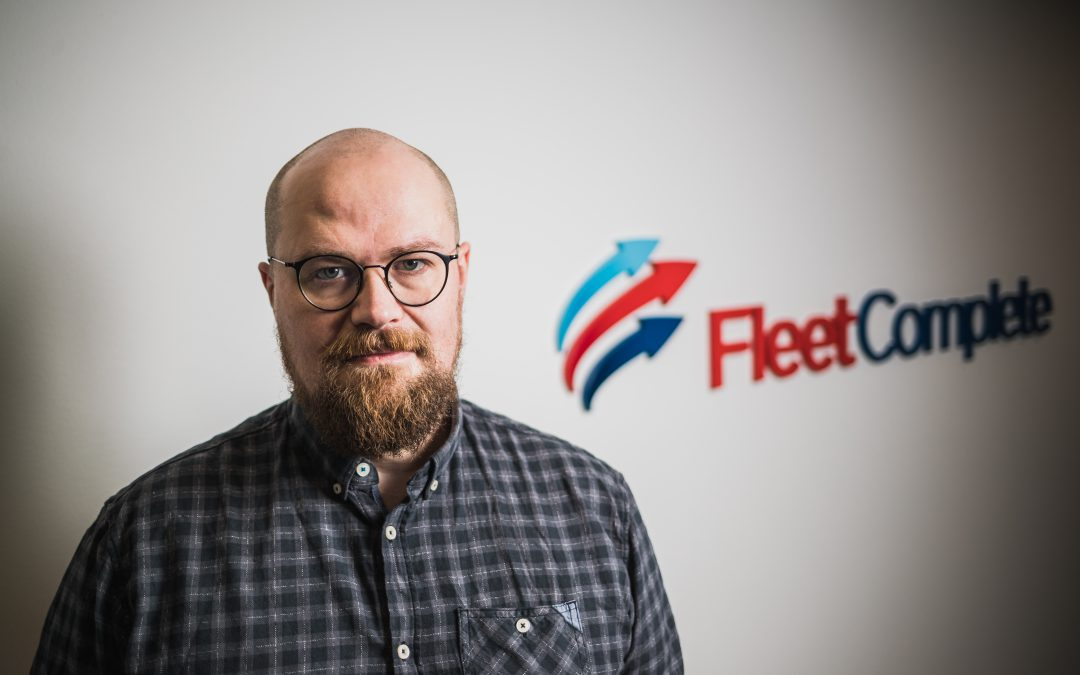 Interview: Jüri Tarkpea, the VP of Platform Engineering at Fleet Complete