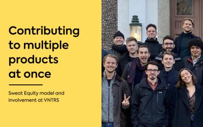 Interview with Morgan Vernay, Senior Javascript Developer at VNTRS